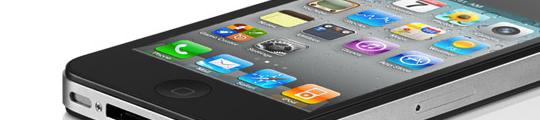 Apple beschrijft cirkelvormig menu in patent