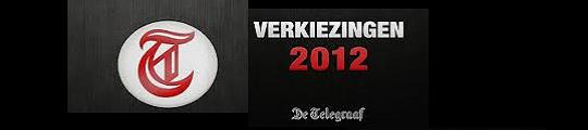 Speciale Verkiezingen app van de Telegraaf voor de iPhone