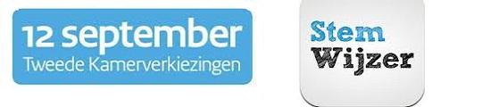 Maak gebruik van de StemWijzer app op je iPhone