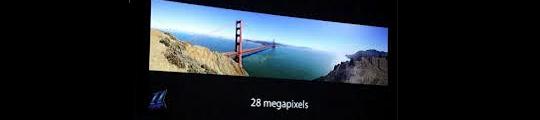 Panorama functie voor iPhone 5 en iPhone 4S