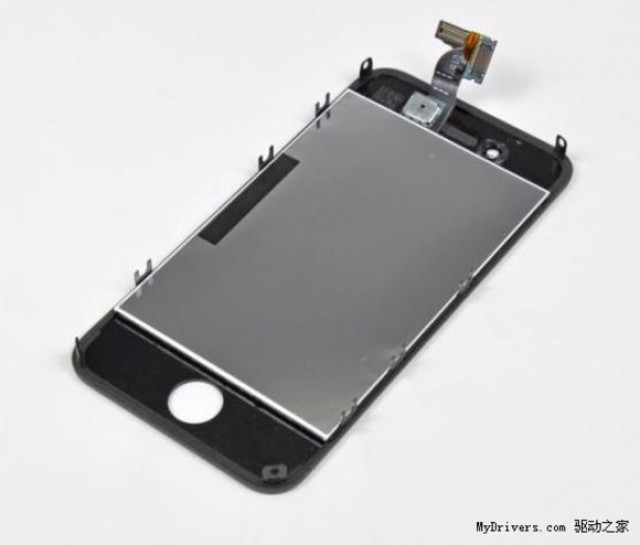 iphone 5 in cell scherm