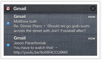 gmail berichten