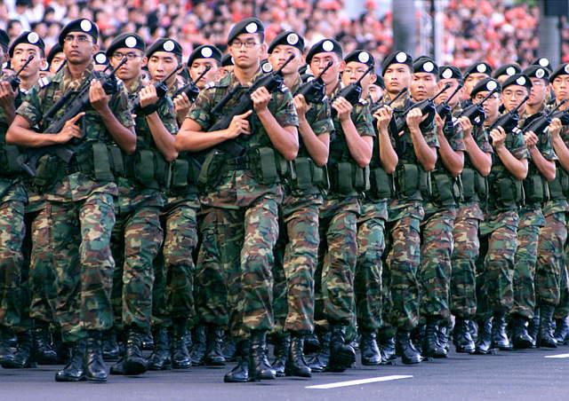 leger singapore