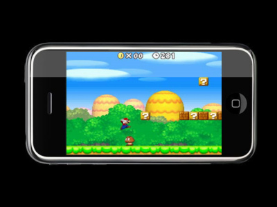 super mario iphone