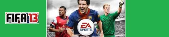 FIFA 2013 nu verkrijgbaar voor de iPhone
