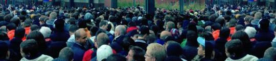 iPhone 5 veroorzaakt Hollandse invasie in Oberhausen