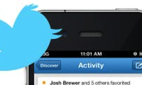 Twitter vernieuwt iPhone-applicatie