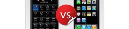 'iPhone nu net zo veilig als BlackBerry'