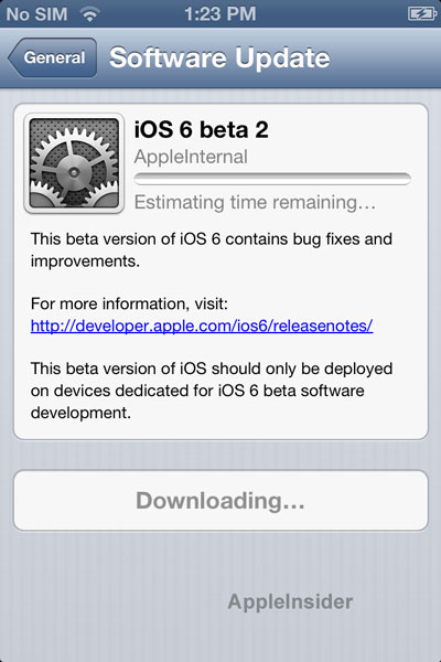 ios beta 2