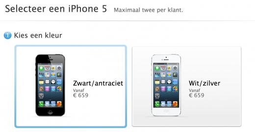 iPhone 5 los kopen