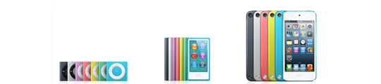 iPod touch unboxing videos en nieuwe commercial