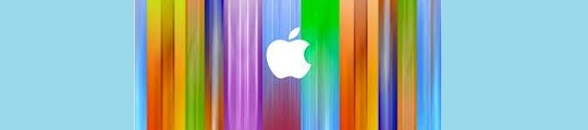 Apple eventbanner als wallpaper op je iPhone