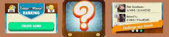 Antwoorden raden met de Guessomania iPhone app
