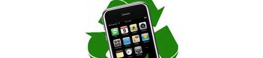 iPhone 5 zeer milieuvriendelijk
