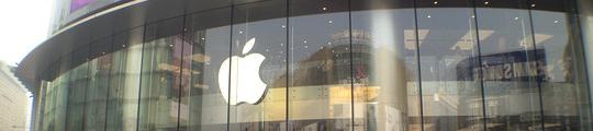 Grootste Apple Store van Azië opent deuren