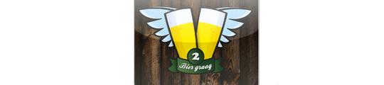 2 Bier graag: iPhone-app om bier en kroeg te beoordelen