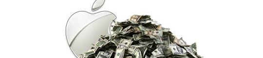 Apple boekt flinke winststijging