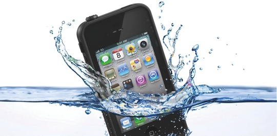 Review: Op alles voorbereid met de Lifeproof iPhone Case