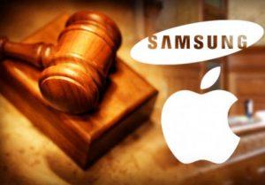 Samsung Apple rechtszaak