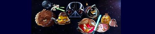 Angry Birds Star Wars beschikbaar voor iPhone