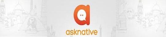 Vraag reistips aan de locals met de Asknative app op je iPhone