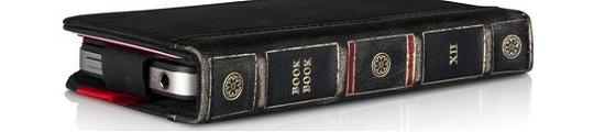 BookBook case voor de iPhone 5 binnenkort gelanceerd