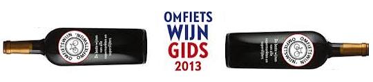 Omfietswijngids 2013 app op je iPhone voor de beste wijnen