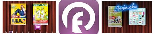 Reclamefolder app voor iPhone is vernieuwd