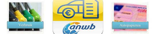 ANWB Auto app voor de iPhone met handige opties