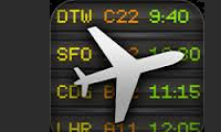 FlightBoard gratis iPhone app van de week