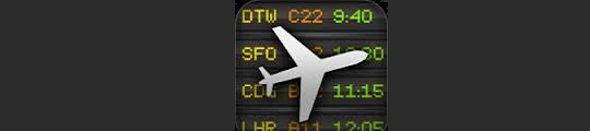 FlightBoard gratis iPhone app van de week