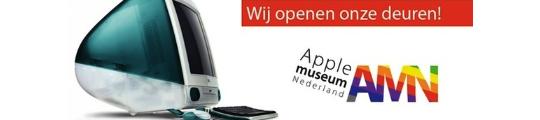 Nederlands Apple-museum opent deuren