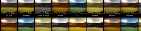 Twitter's nieuwe iPhone-app nu met fotofilters