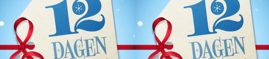 iTunes 12 Dagen cadeaus klaar voor feestdagen 2012