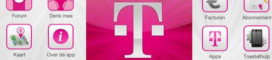 My T-Mobile app voor iPhone zonder toegangscode te gebruiken