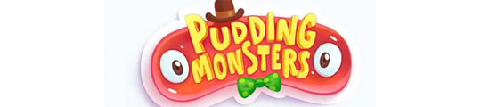 Pudding Monsters, een nieuwe game van de makers van Cut the Rope