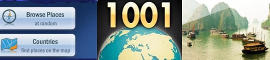 App 1001 Wonders of the World tijdelijk gratis op je iPhone