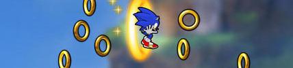 Sonic Jump, een heel uitgebreid spel