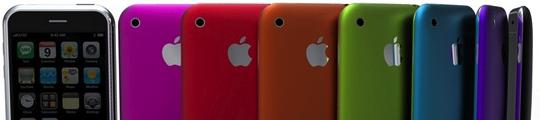 'Nieuwe iPhones in meer kleuren en maten'