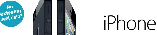 iPhone 5 verbruikt meeste data