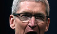 Tim Cook geeft toelichting over winstverlies