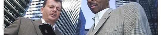 Forrester: iPhone ook naar zakelijke markt in 2013