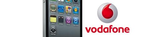 Vodafone wint steeds meer iPhone-publiek