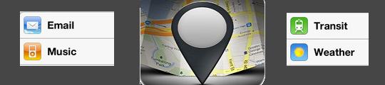 Automatisch actie op locatie uitvoeren via je iPhone met Depart app