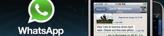 Geen WhatsApp meer voor iPhone 3G-gebruikers