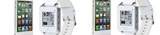 'Honderd ontwerpers werken momenteel aan smart watch'