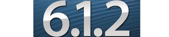 'iOS 6.1.2 al voor 20 februari beschikbaar'