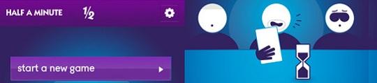Half a Minute als nieuw spel voor de iPhone gelanceerd