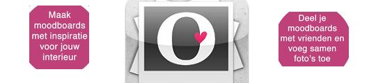 Maak op de iPhone een moodboard voor je huis