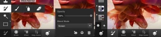 Adobe brengt Photoshop Touch voor iPhone uit